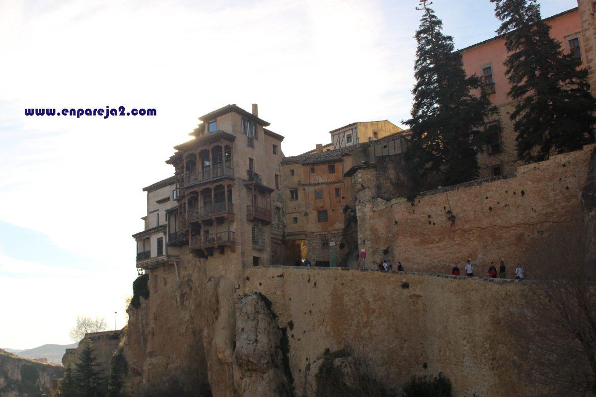 Cuenca, las Casas Colgadas