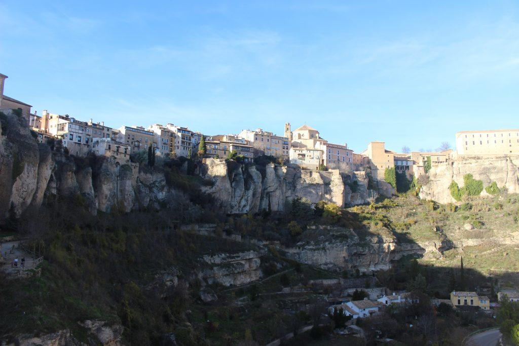 Cuenca desde el exterior