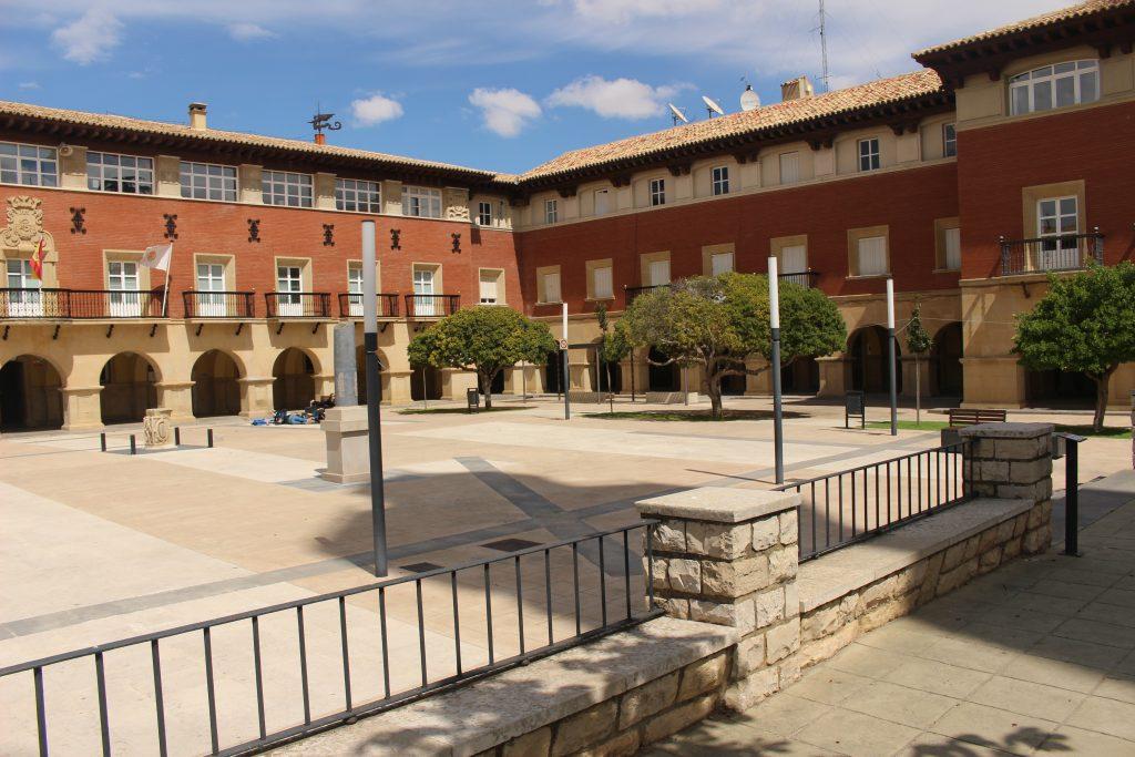 Ayuntamiento Belchite