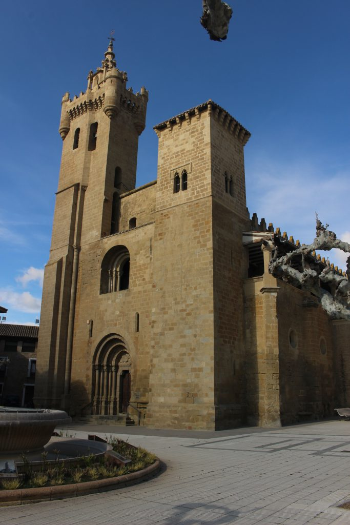 Iglesia Ejea de los Caballeros - Iglesia de San Salvador