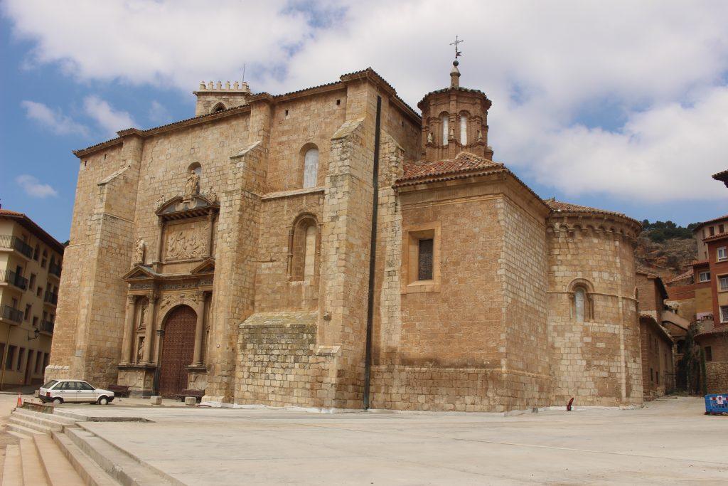 Iglesia Santa María - Daroca