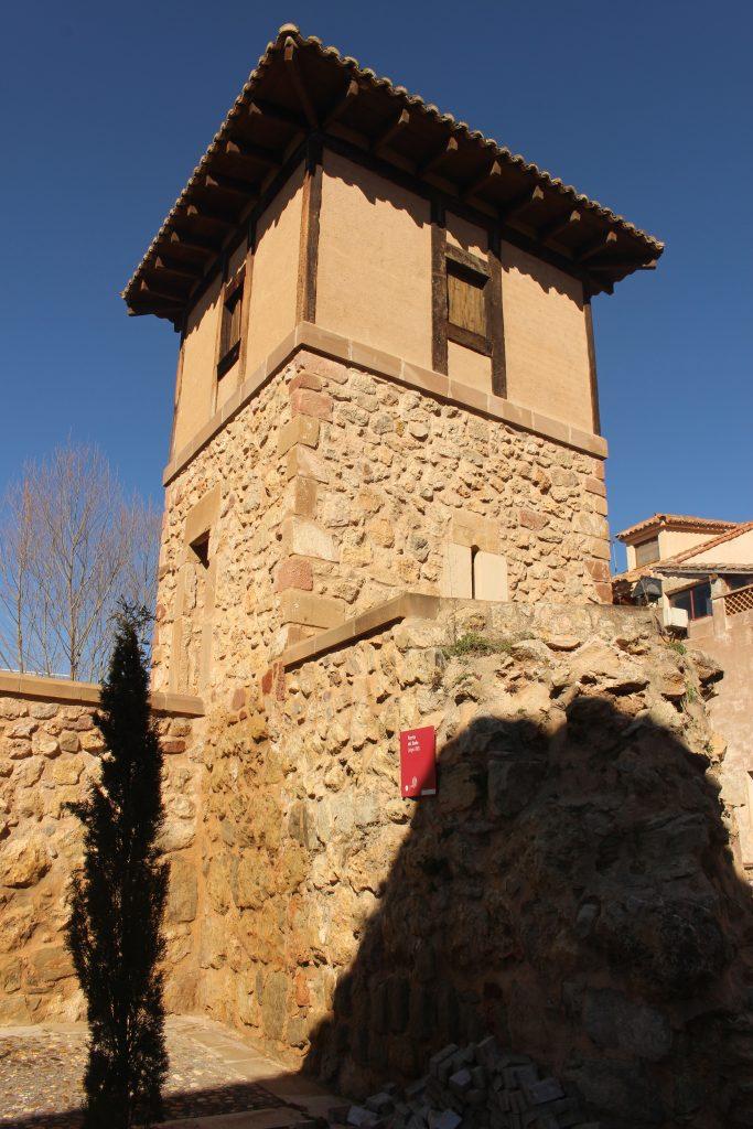 Puerta del Baño de Molina de Aragón