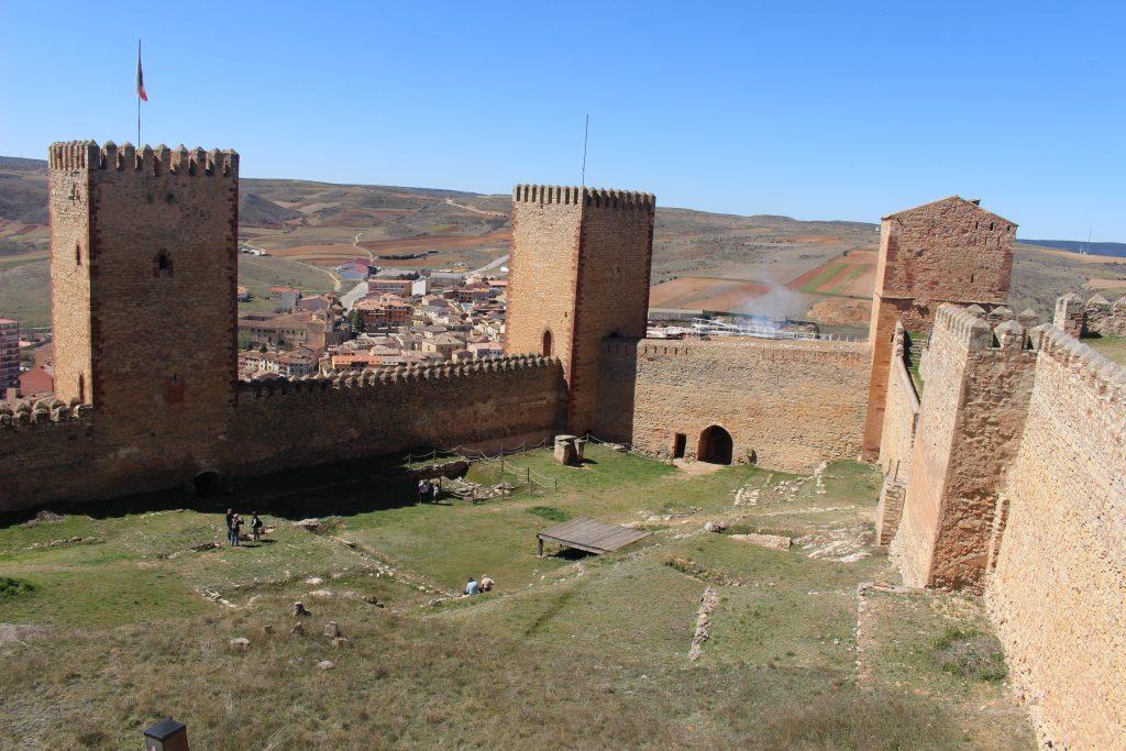 Castillo Molina de Aragón