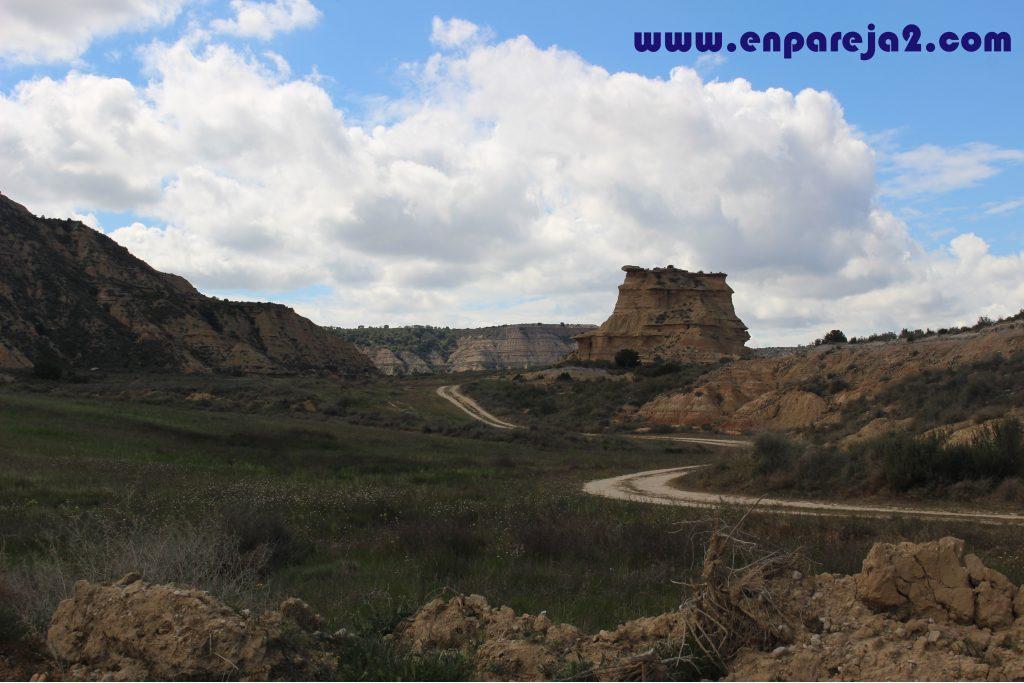 Desierto Monegros