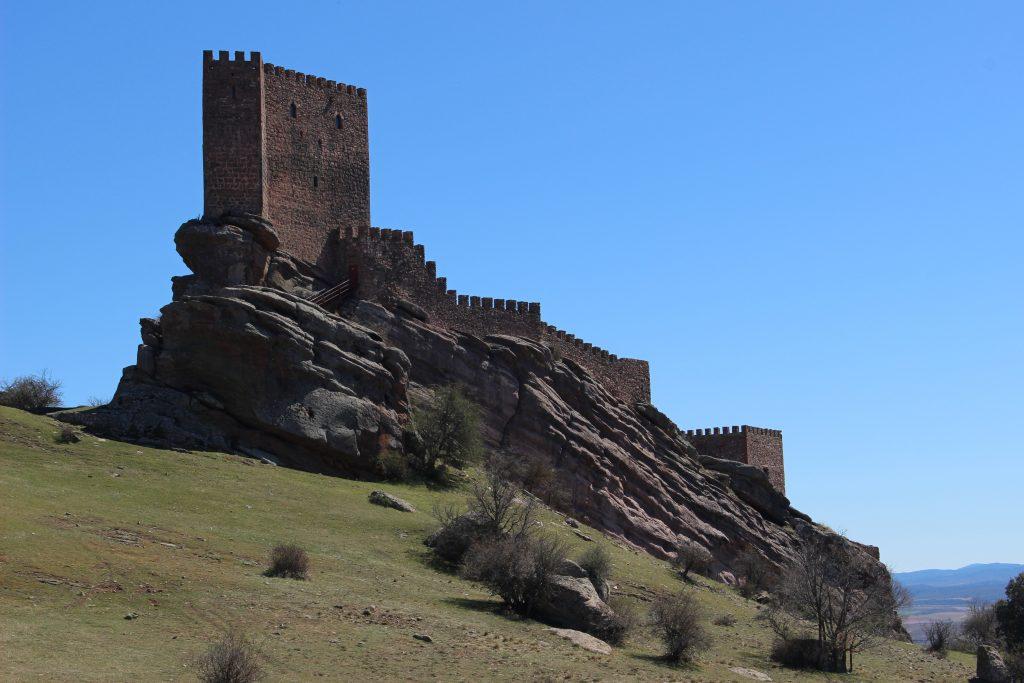 Castillo de Zafra - Juego de Tronos