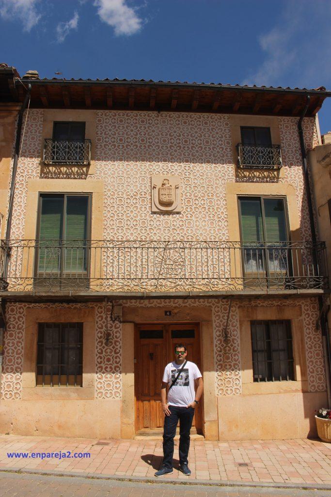 Casa típica riazana