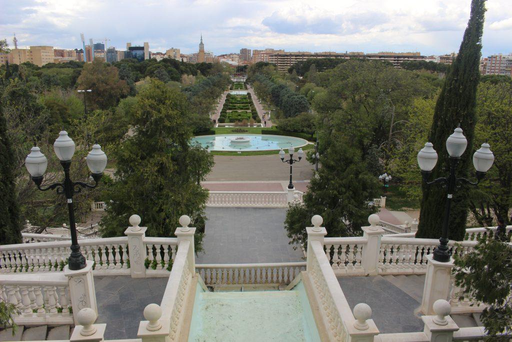 Parque Jose Antonio Labordeta