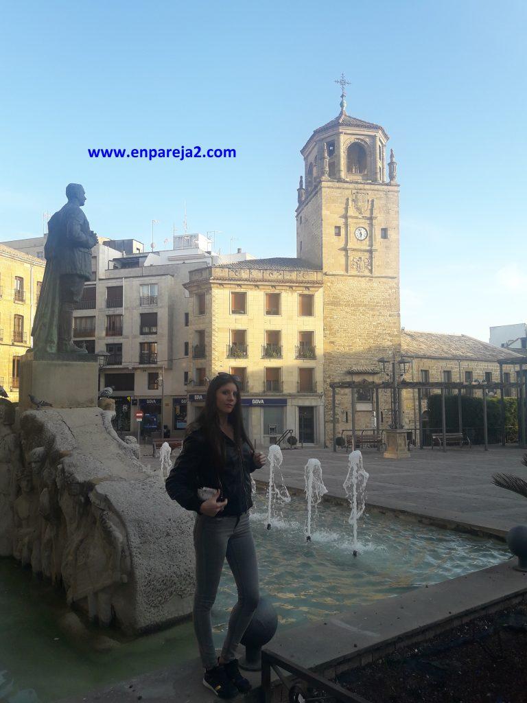 Plaza de Andalucía. Úbeda
