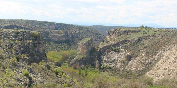 Visitando el Barranco del Río Dulce
