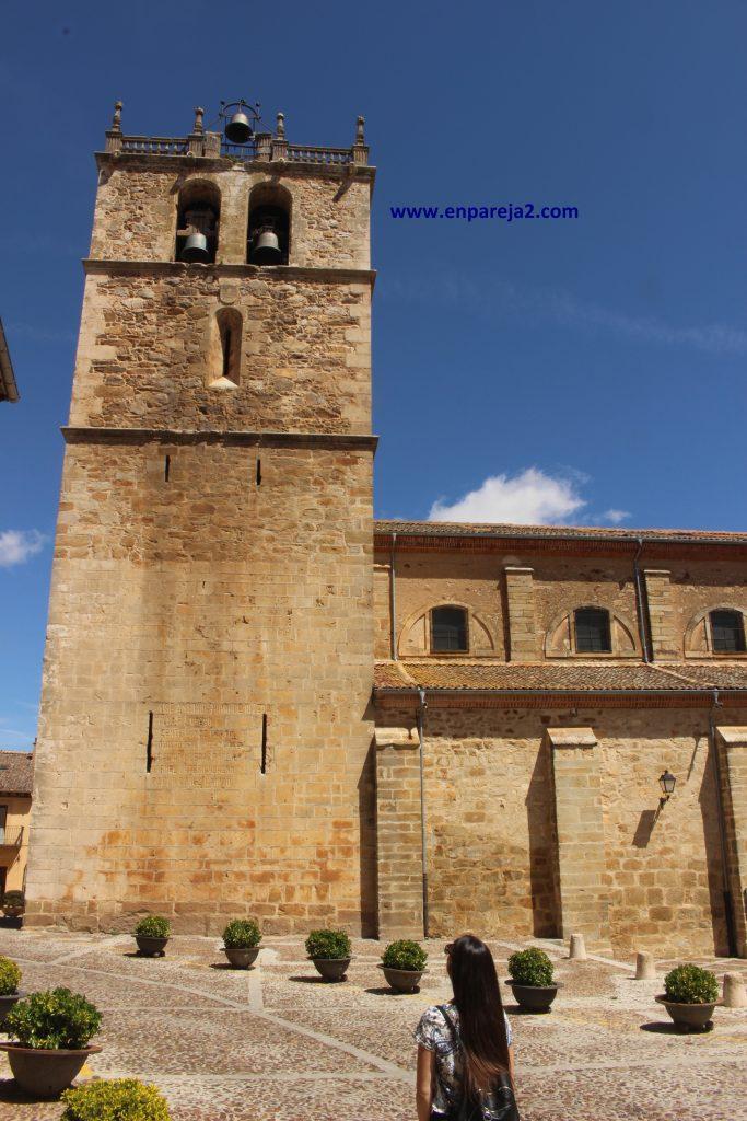 Iglesia  de nuestra señora del Manto