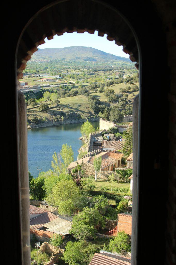 Vistas de Buitrago desde la Iglesia de Santa María del Castillo