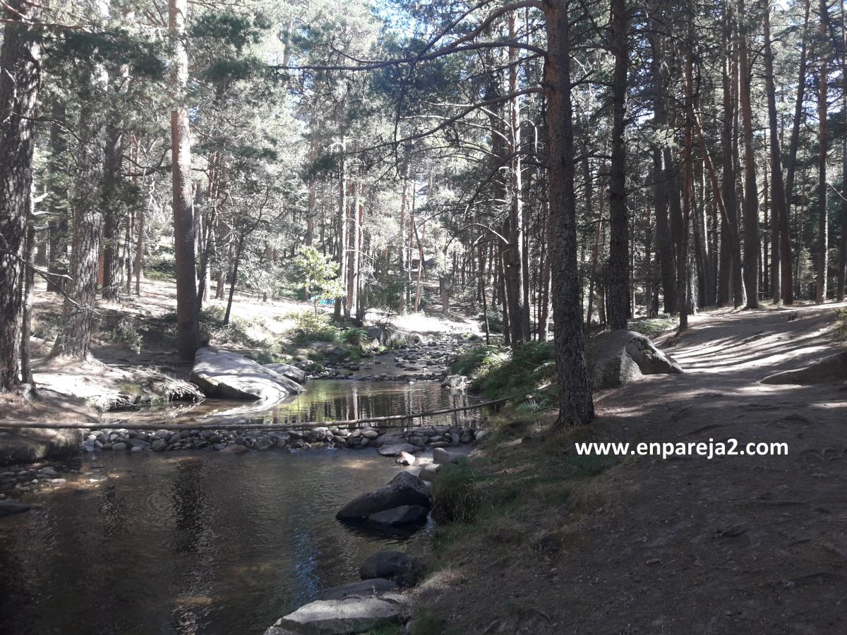 La Boca del Asno en Segovia