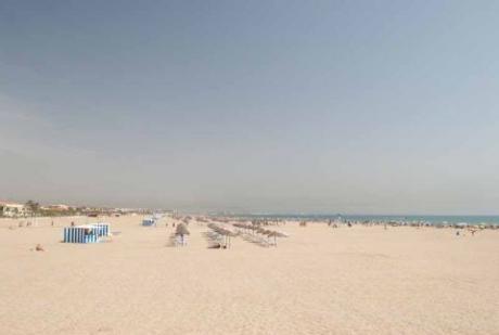 playa-el-cabañal VALENCIA