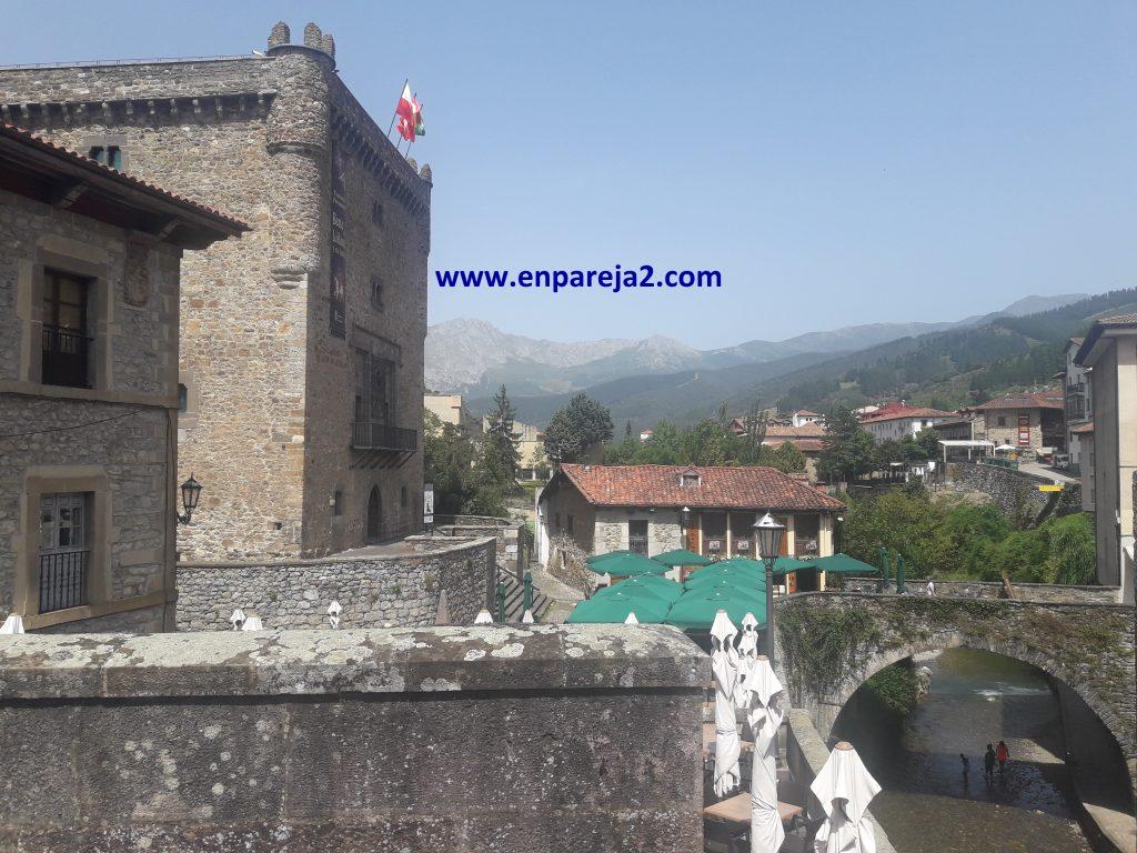 Torre del Infantado y puente de San Cayetano