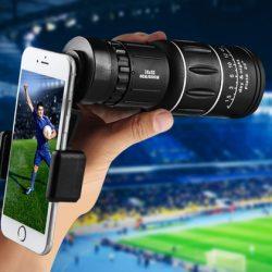 objetivo para smartphone