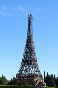 Réplica Torre Eiffel