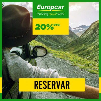 descuento europcar