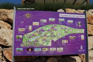 Plano de Parque Europa