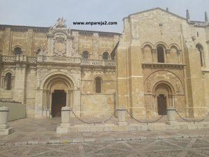 Basílica San Isidoro de leon