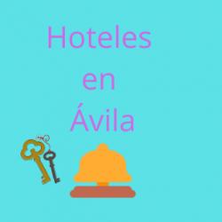 hoteles en avila españa