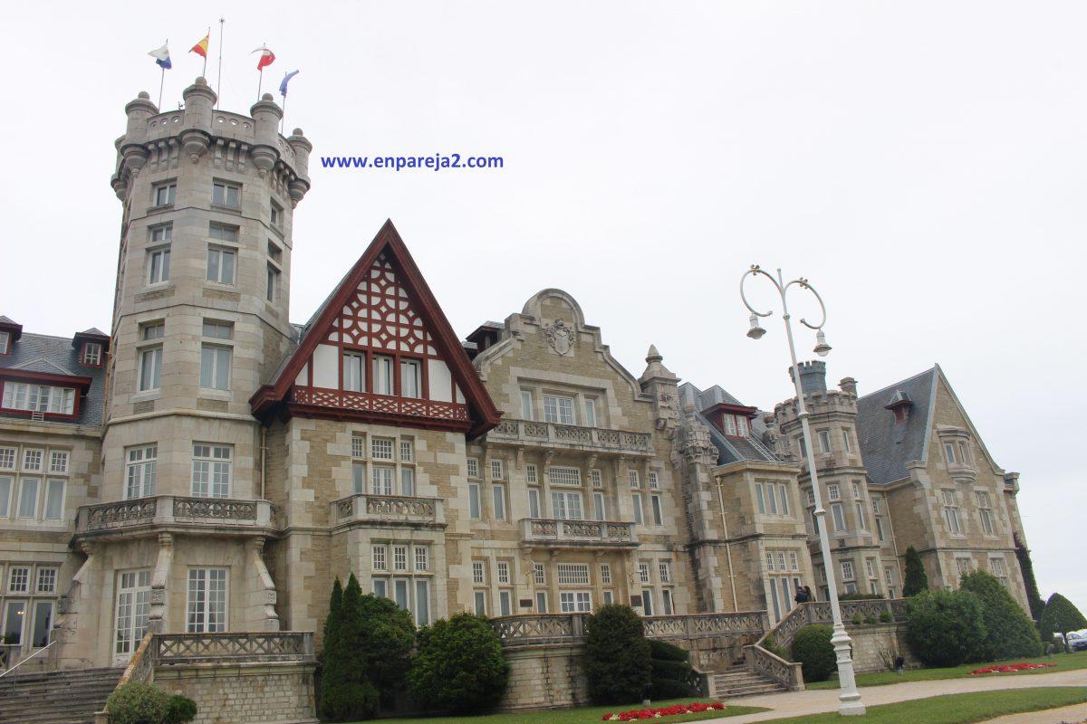 Palacio de la Magdalena CANTABRIA