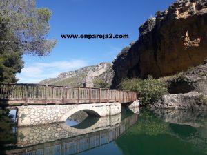 Puente de la ruta de buendia